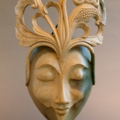 glorious-carved-wooden-mask