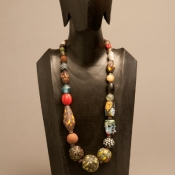handmade-beads-into-necklace