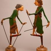 javanese-wayang-klitik-puppets