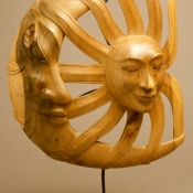 wooden-sun-moon-mask