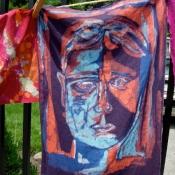 Carrie Cohens Batik Paintings