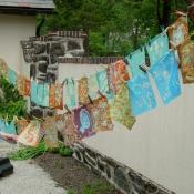Closer Inspection of the Finished Batik