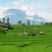 Mt Agung the Mother Mountain of Bali