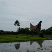 Sumatran Styled House in Bali
