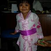 Sweet Paka Duan Mass Granddaughter
