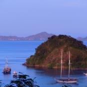 Western Flores Island