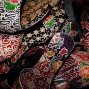 piles-of-batik-sandals