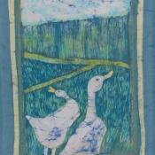 Bebek di Sawah