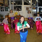 Indonesian Dance Class 2010
