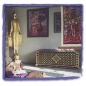 HOT SPOTS, Tegun Gallery, Ubud, Bali Indonesia, 2001