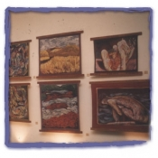 Jasuta Gallery, Philadelphia, Pennsylvania, 1994